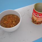 Seven - Canned Soup